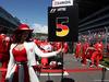 GP RUSSIA, 30.04.2017 - Gara, The griglia Ragazza of Sebastian Vettel (GER) Ferrari SF70H