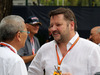 GP SINGAPORE, 17.09.2017 - Colin Syn (SIN) Singapore GP Promotor with Richard Goddard (GBR) Driver Manager
