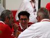 GP SINGAPORE, 17.09.2017 - Maurizio Arrivabene (ITA) Ferrari Team Principal e Mattia Binotto (ITA) Chief Technical Officer, Ferrari