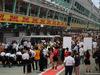 GP SINGAPORE, 17.09.2017 - Pit walk