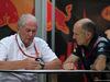 GP SINGAPORE, 17.09.2017 - Helmut Marko (AUT), Red Bull Racing, Red Bull Advisor e Franz Tost, Scuderia Toro Rosso, Team Principal