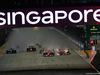 GP SINGAPORE, 17.09.2017 - Gara, Start of the race, Crash, Kimi Raikkonen (FIN) Ferrari SF70H, Max Verstappen (NED) Red Bull Racing RB13 e Fernando Alonso (ESP) McLaren MCL32