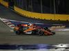 GP SINGAPORE, 17.09.2017 - Gara, Crash, Kimi Raikkonen (FIN) Ferrari SF70H, Max Verstappen (NED) Red Bull Racing RB13 e Fernando Alonso (ESP) McLaren MCL32