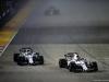 GP SINGAPORE, 17.09.2017 - Gara, Felipe Massa (BRA) Williams FW40 e Lance Stroll (CDN) Williams FW40