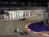 GP SINGAPORE, 17.09.2017 - Gara, Lewis Hamilton (GBR) Mercedes AMG F1 W08 davanti a Daniel Ricciardo (AUS) Red Bull Racing RB13