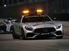 GP SINGAPORE, 17.09.2017 - Gara, Safety car e Lewis Hamilton (GBR) Mercedes AMG F1 W08