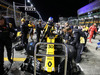 GP SINGAPORE, 17.09.2017 - Gara, Jolyon Palmer (GBR) Renault Sport F1 Team RS17