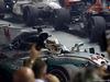 GP SINGAPORE, 17.09.2017 - Gara, Lewis Hamilton (GBR) Mercedes AMG F1 W08 vincitore