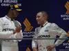 GP SINGAPORE, 17.09.2017 - Gara, Lewis Hamilton (GBR) Mercedes AMG F1 W08 e 3rd place Valtteri Bottas (FIN) Mercedes AMG F1 W08
