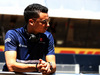 GP SPAGNA, Pascal Wehrlein (GER) Sauber F1 Team on the drivers parade. 14.05.2017.