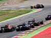 GP SPAGNA, Fernando Alonso (ESP) McLaren MCL32 e Pascal Wehrlein (GER) Sauber C36 battle for position. 14.05.2017.