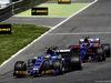 GP SPAGNA, Pascal Wehrlein (GER) Sauber C36 davanti a Carlos Sainz Jr (ESP) Scuderia Toro Rosso STR12. 14.05.2017.