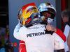 GP SPAGNA, 1st place Lewis Hamilton (GBR) Mercedes AMG F1 W08 e 2nd place Sebastian Vettel (GER) Ferrari SF70H. 14.05.2017.