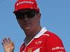 GP STATI UNITI, 22.10.2017 - Kimi Raikkonen (FIN) Ferrari SF70H
