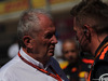 GP STATI UNITI, 22.10.2017 - Gara, Helmut Marko (AUT), Red Bull Racing, Red Bull Advisor