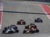 GP STATI UNITI, 22.10.2017 - Gara, Lance Stroll (CDN) Williams FW40 e Max Verstappen (NED) Red Bull Racing RB13