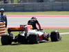 GP STATI UNITI, 22.10.2017 - Gara, Daniel Ricciardo (AUS) Red Bull Racing RB13 retires from the race