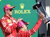 GP STATI UNITI, 22.10.2017 - Gara, 3rd place Kimi Raikkonen (FIN) Ferrari SF70H e 2nd place Sebastian Vettel (GER) Ferrari SF70H