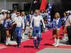 GP STATI UNITI, 22.10.2017 - Gara, Pascal Wehrlein (GER) Sauber C36 e Marcus Ericsson (SUE) Sauber C36