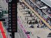 GP STATI UNITI, 22.10.2017 - Gara, Pascal Wehrlein (GER) Sauber C36