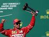 GP STATI UNITI, 22.10.2017 - Gara, 3rd place Kimi Raikkonen (FIN) Ferrari SF70H