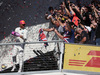 GP STATI UNITI, 22.10.2017 - Gara, Lewis Hamilton (GBR) Mercedes AMG F1 W08 vincitore