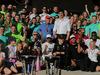 GP STATI UNITI, 22.10.2017 - Gara, Festeggiamenti, Lewis Hamilton (GBR) Mercedes AMG F1 W08 vincitore