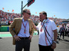 GP UNGHERIA, 30.07.2017 - Gara, Sean Bratches, Formula 1 Managing Director, Commercial Operations e Robert Fernley (GBR) Sahara Force India F1 Team Deputy Team Principal