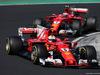 GP UNGHERIA, 30.07.2017 - Gara, Sebastian Vettel (GER) Ferrari SF70H davanti a Kimi Raikkonen (FIN) Ferrari SF70H
