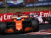 GP UNGHERIA, 30.07.2017 - Gara, Fernando Alonso (ESP) McLaren MCL32 e Sergio Perez (MEX) Sahara Force India F1 VJM010