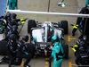 MERCEDES W08 HYBRID, Lewis Hamilton (GBR) Mercedes AMG F1 W08.. 23.02.2017.