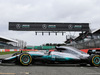 MERCEDES W08 HYBRID, The Mercedes AMG F1 W08 is revealed. 23.02.2017.