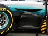 MERCEDES W08 HYBRID, Mercedes AMG F1 W08 detail. 23.02.2017.