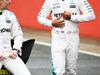MERCEDES W08 HYBRID, (L to R): Valtteri Bottas (FIN) Mercedes AMG F1 with Lewis Hamilton (GBR) Mercedes AMG F1. 23.02.2017.