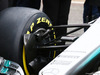 MERCEDES W08 HYBRID, Front suspension Mercedes Petronas AMG F1 W08.  23.02.2017.