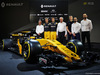 RENAULT RS17, (L to R): Bob Bell (GBR) Renault Sport F1 Team Chief Technical Officer; Nico Hulkenberg (GER) Renault Sport F1 Team; Jolyon Palmer (GBR) Renault Sport F1 Team; Jerome Stoll (FRA) Renault Sport F1 President; Sergey Sirotkin (RUS) Renault Sport F1 Team Third Driver; Thierry Koskas, Renault Executive Vice President of Sales e Marketing; Cyril Abiteboul (FRA) Renault Sport F1 Managing Director, e the Renault Sport F1 Team RS17. 21.02.2017.