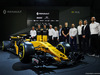 RENAULT RS17, (L to R): Bob Bell (GBR) Renault Sport F1 Team Chief Technical Officer; Nico Hulkenberg (GER) Renault Sport F1 Team; Jolyon Palmer (GBR) Renault Sport F1 Team; Jerome Stoll (FRA) Renault Sport F1 President; Alain Prost (FRA); Mandhir Singh, Castol COO; Sergey Sirotkin (RUS) Renault Sport F1 Team Third Driver; Thierry Koskas, Renault Executive Vice President of Sales e Marketing; Pepijn Richter, Microsoft Director of Product Marketing; Tommaso Volpe, Infiniti Global Director of Motorsport; Cyril Abiteboul (FRA) Renault Sport F1 Managing Director, e the Renault Sport F1 Team RS17. 21.02.2017.