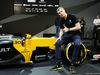 RENAULT RS17, Sergey Sirotkin (RUS) Renault Sport F1 Team RS17 Third Driver. 21.02.2017.