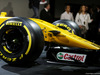 RENAULT RS17, Renault Sport F1 Team RS17 - Pirelli tyre e front wing detail. 21.02.2017.