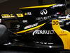 RENAULT RS17, Renault Sport F1 Team RS17 engine cover e rear wing. 21.02.2017.