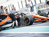 TEST ABU DHABI 28 NOVEMBRE, Oliver Turvey (GBR) McLaren MP4-30 Test Driver. 28.11.2017.