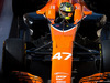 TEST F1 ABU DHABI 29 NOVEMBRE, Lando Norris (GBR) McLaren MCL32 Test Driver. 29.11.2017.