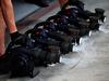 TEST F1 BAHRAIN 18 APRILE, Red Bull Racing pit equipment. 18.04.2017.