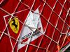 TEST F1 BAHRAIN 18 APRILE, Ferrari freight in the paddock. 18.04.2017.