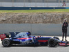 TEST F1 BAHRAIN 18 APRILE, Sean Gelael (IDN) Scuderia Toro Rosso STR12 Test Driver stops on the circuit. 18.04.2017.