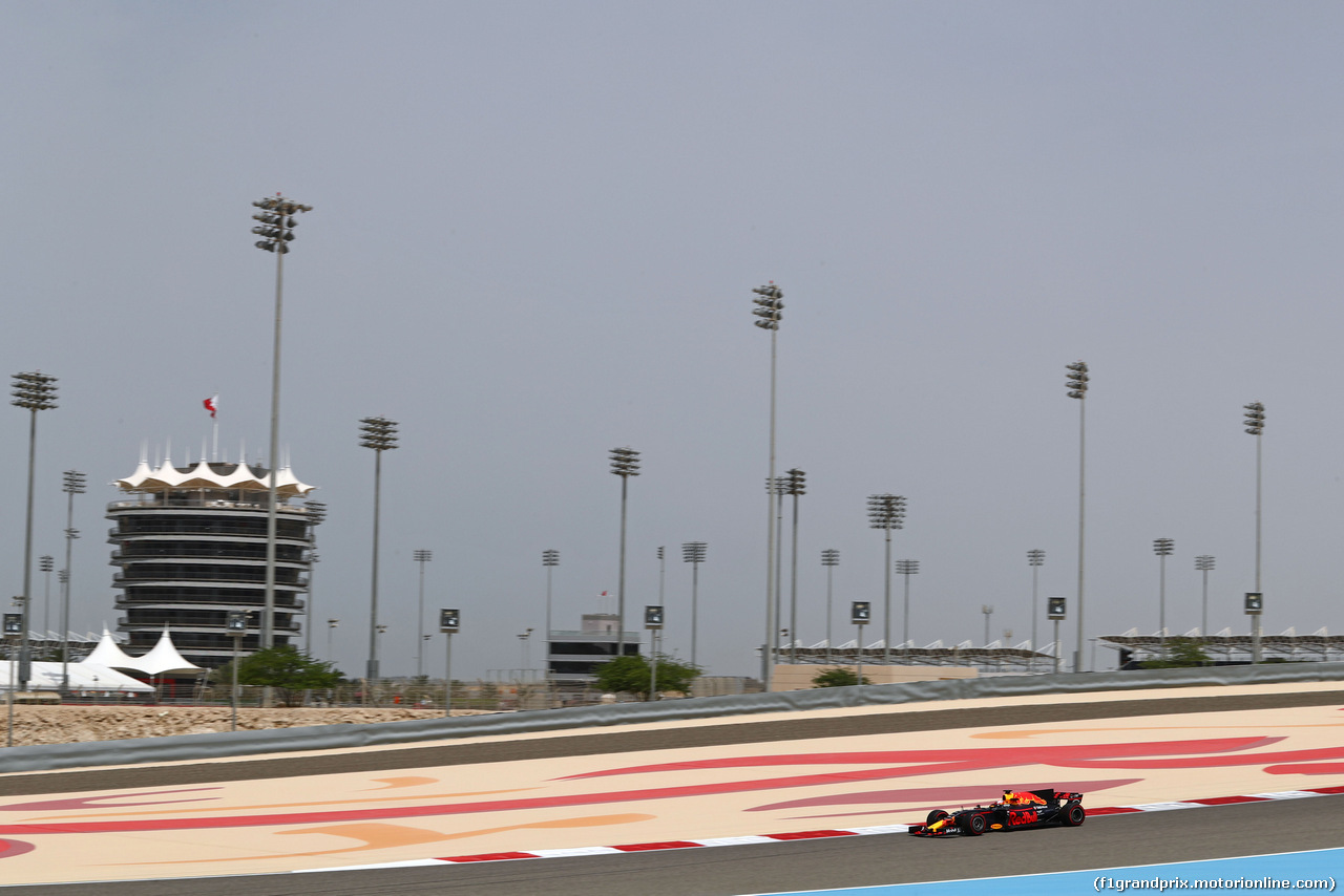 TEST F1 BAHRAIN 19 APRILE, Pierre Gasly (FRA), Red Bull Racing  19.04.2017.