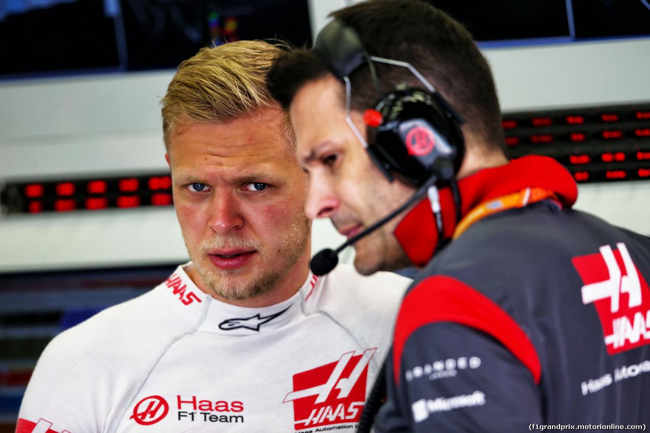 TEST F1 BAHRAIN 19 APRILE, Kevin Magnussen (DEN) Haas F1 Team. 19.04.2017.