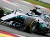 TEST F1 BARCELLONA 1 MARZO, Valtteri Bottas (FIN) Mercedes AMG F1 W08 running sensor equipment. 01.03.2017.
