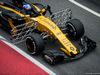 TEST F1 BARCELLONA 1 MARZO, Jolyon Palmer (GBR) Renault Sport F1 Team RS17 running sensor equipment. 01.03.2017.