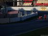 TEST F1 BARCELLONA 1 MARZO, Sebastian Vettel (GER) Ferrari stops on track 01.03.2017.
